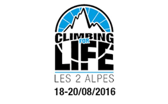Acotec sponsors Climbing for Life