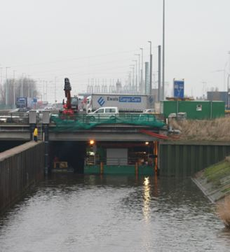 Acotec protects steel sheet piling in dewatering shaft