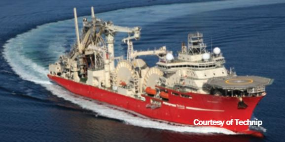 Humidur® specified as repair system on Deep Energy - Technip
