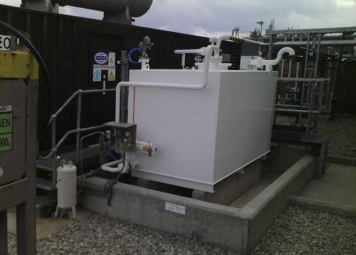Shell Ireland applies Humidur®