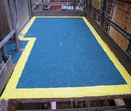 Humidur® applied on Shell's offshore platforms