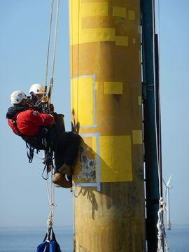 Humidur® as repair system on Vattenfall assets