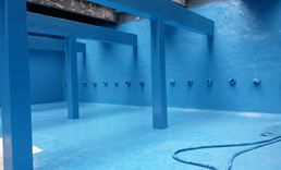 Humidur® protects concrete chlorination tanks in Peru