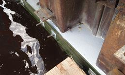 Rehabilitation of sheet pile wall in Duluth, USA
