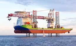 Humidur® AF protects heavy-lift jack-up vessel of Deme