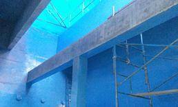 Protection of concrete chlorination tanks - Backus SAB Miller