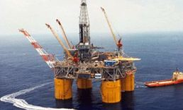 Humidur applied on Ursa Tension Leg Platform - Shell USA