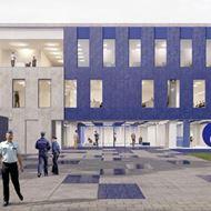 02/09/2016<br />Police office, Kortrijk