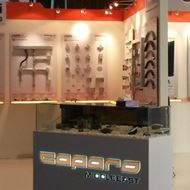 23/03/2015<br />Jansen Products at an exhibition in Dubai