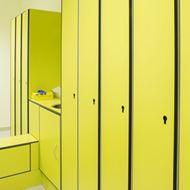 Cleanroom uitrusting