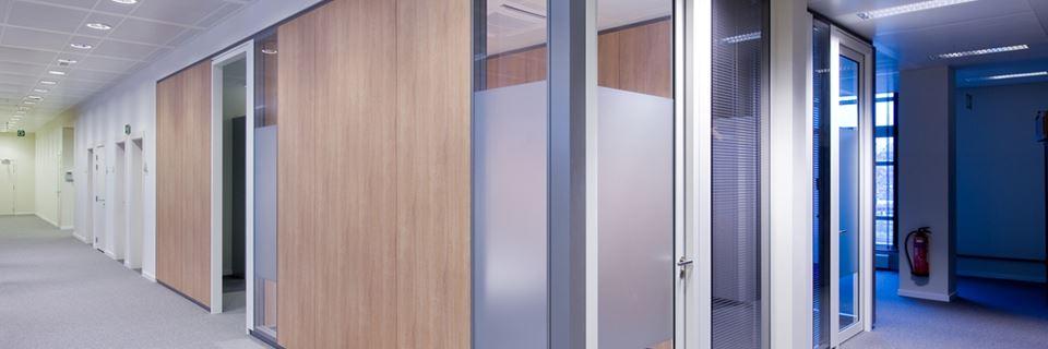 Jansen Group Maars Framed Glass Door