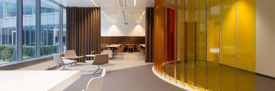 Jansen group offices general interior finishings for Interior zaventem