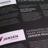 14/03/2014<br />Jansen Development en Jansen Real Estate