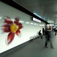 Metro station Sint- Katelijne, Brussels