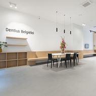 Dentius dental practice, Antwerp