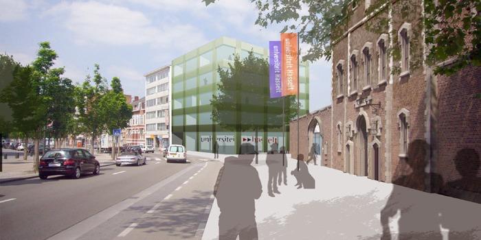 Oude Gevangenis - Universiteit Hasselt