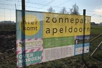 Start bouw Zonnepark Apeldoorn