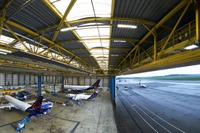 Encon voert uitzonderlijk relighting-project uit bij Brussels Airlines
