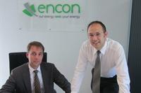 Energiestudiebureau Encon krijgt dochter in Nederland