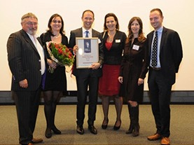 Encon is Limburgse 'KMO Laureaat 2012' - LimburgActueel.be