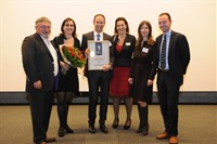 Persbericht: Encon is UNIZO KMO Laureaat Limburg 2012