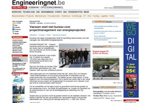 Engineeringnet: Vaessen start met bureau voor projectmanagement