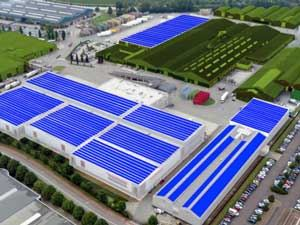 FruitMasters installeert 7.000 zonnepanelen