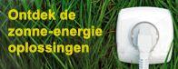 Zonne-energie oplossingen