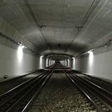 Kennedyspoortunnel (Tunnel ferroviaire Kennedy), Anvers