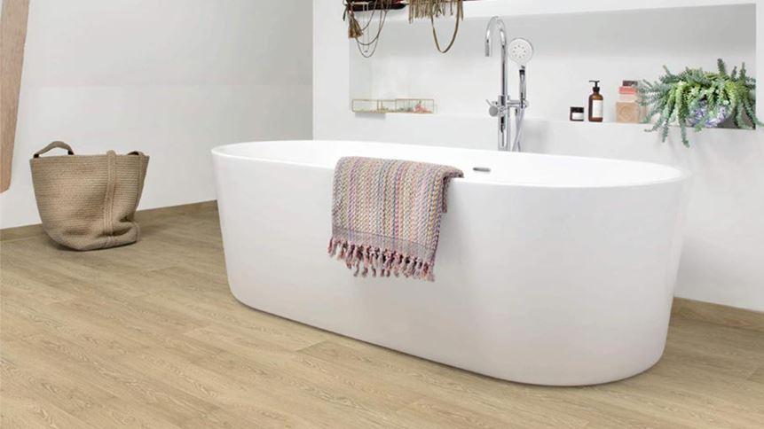 Beulen - Nieuws & Acties - Parket in de badkamer: go or no go?