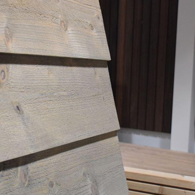 Je buitengevel afwerken met hout: wat zijn de opties?
