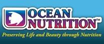 Logo Ocean Nutrition (slogan jaune)
