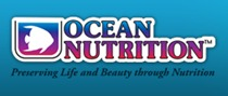Logo Ocean Nutrition (with black slogan)
