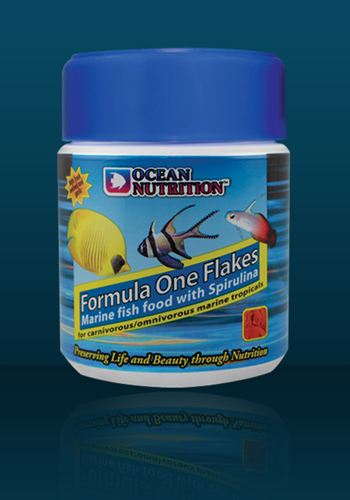 Ocean Nutrition is a manufacturer of premium fish food for marine